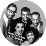 SMOKEY ROBINSON & THE MIRACLES BUTTON