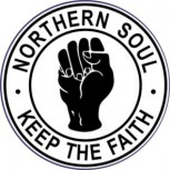 KEEP THE FAITH BUTTON