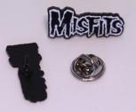 MISFITS WHITE PIN