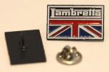 LAMBRETTA UK PIN