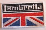 LAMBRETTA UK PATCH