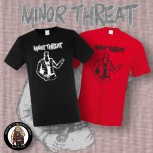 MINOR THREAT BOTTLE T-SHIRT