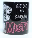 MISFITS DIE DIE MY DARLING KAFFEEBECHER