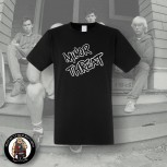 MINOR THREAT LOGO T-SHIRT Black / S