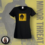 MINOR THREAT GRAFIC GIRLIE S