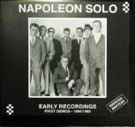 Napoleon Solo – Early Recordings LP