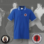 NORTHERN SOUL LOGO SMALL POLO XXL / ROYALBLUE