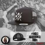 NYHC MESH CAP SCHWARZ