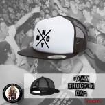 NYHC MESH CAP WEISS