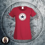 PUNKROCK ALLSTARS GIRLIE XL / red