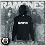 RAMONES SIMPLE KAPU SCHWARZ / S