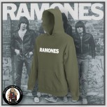RAMONES SIMPLE KAPU XL / OLIVE