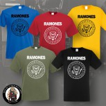 RAMONES LOGO SHIRT