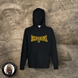 REDSKINS (Flock) HOOD Black / L