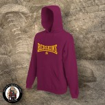 REDSKINS (Flock) HOOD S / BORDEAUX RED