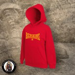 REDSKINS (Flock) HOOD XXL / red