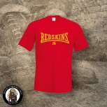 REDSKINS (Flock) T-SHIRT XXL / ROT