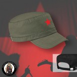 RED STAR ARMYCAP OLIVE