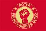 ROTER FRONTKÄMPFERBUND FAHNE
