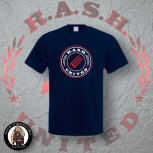 RASH UNITED T-SHIRT XXL / NAVY