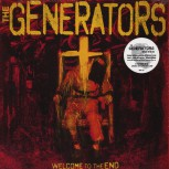 GENERATORS WELCOME TO THE END LP