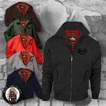 HARRINGTON JACKET SKINHEAD