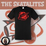 SKATALITES SKA DANCE MUSIC T-SHIRT SCHWARZ / 3XL