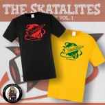 SKATALITES SKA DANCE MUSIC T-SHIRT