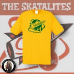 SKATALITES SKA DANCE MUSIC T-SHIRT XL / GELB
