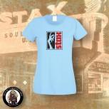 STAX LOGO GIRLIE XL / LIGHT BLUE