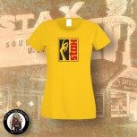 STAX LOGO GIRLIE L / yellow