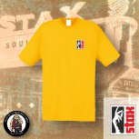STAX LOGO SMALL T-SHIRT 3XL / GELB