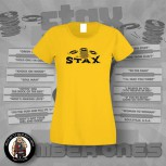 STAX OLD LOGO GIRLIE S / yellow