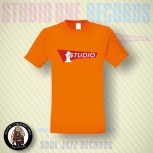 STUDIO ONE T-SHIRT XL / ORANGE