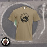 SAVE THE VINYL T-SHIRT (MULTI) S / BEIGE