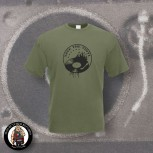 SAVE THE VINYL T-SHIRT (MULTI) S / OLIVE