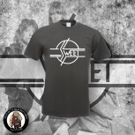 THE SWEET LOGO T-SHIRT S / DARK GREY / WHITE