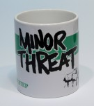 MINOR THREAT KAFFEEBECHER