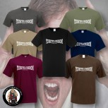 TOURETTE SYNDROM T-SHIRT