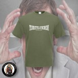 TOURETTE SYNDROM T-SHIRT XXL / OLIVE