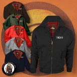 HARRINGTON JACKET TROJAN