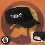 TROJAN ARMY CAP Black