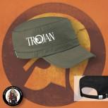 TROJAN ARMY CAP OLIVE