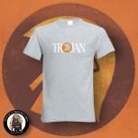 TROJAN T-SHIRT GRAU / 5XL