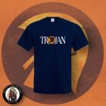 TROJAN T-SHIRT L / NAVY