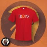 TROJAN T-SHIRT ROT / 5XL