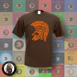 TROJAN ALLSTARS T-SHIRT S / brown