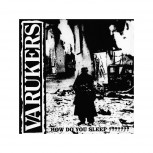 Varukers - How Do You Sleep ??????? LP