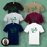 VEGAN LEAF T-SHIRT
