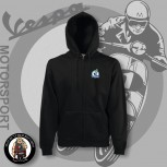 VESPA MOTORSPORT ZIPPER